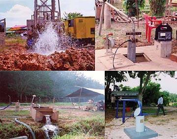 Sumber Air Bawah Tanah Tidak Mudah Tercemar Hubungan Air Dengan Manusia