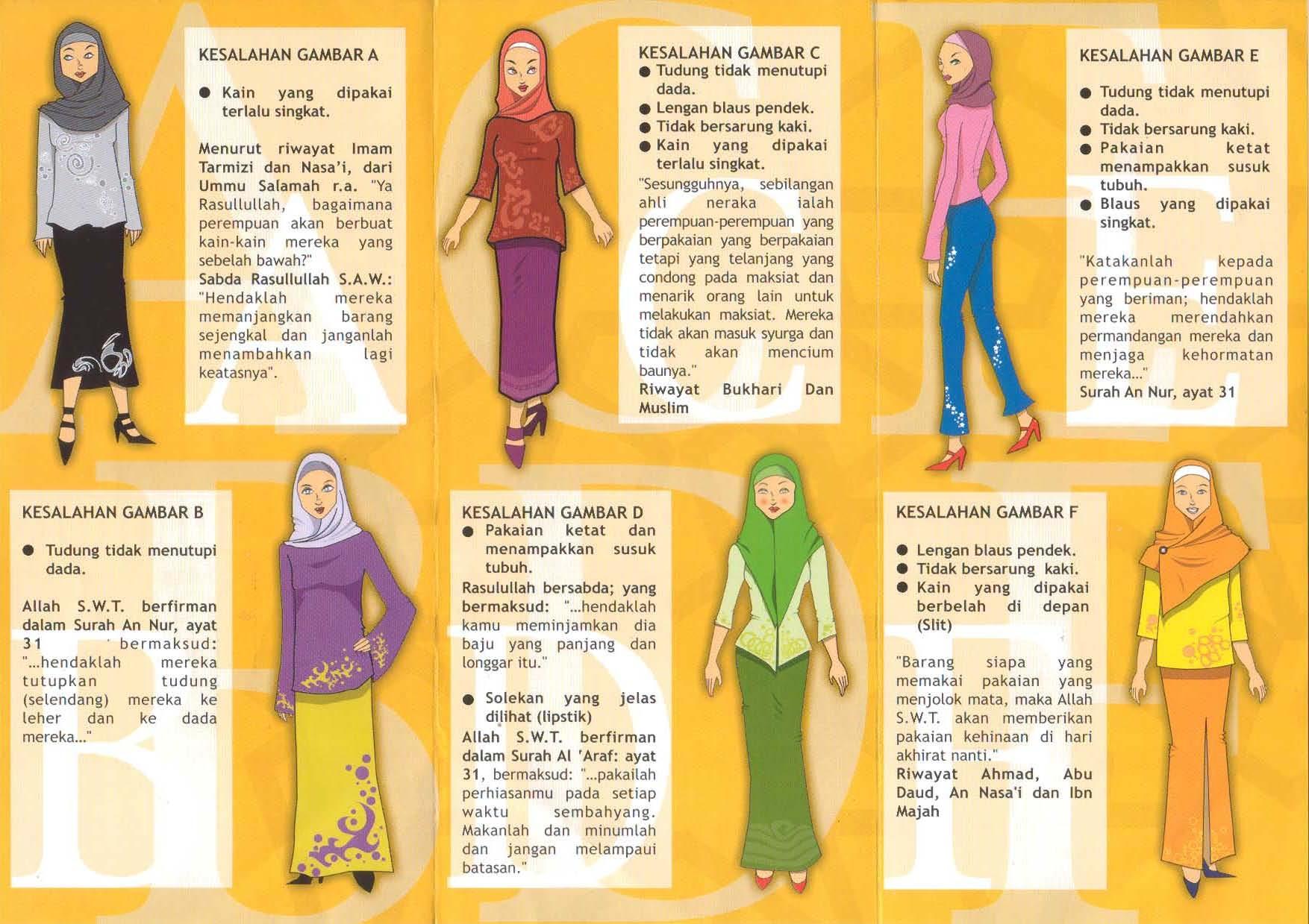 Wanita Islam: Aurat atau Aura?