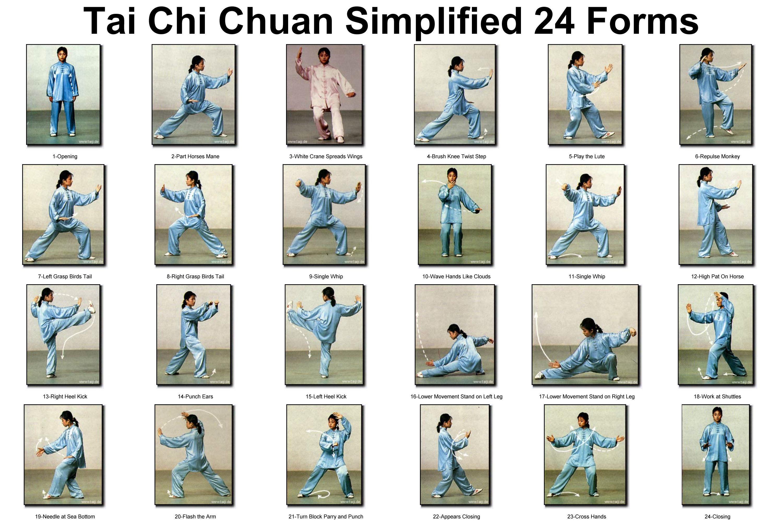 Tai Chi 24Forms