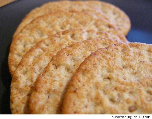Image Result For Crackers Rendah Lemak