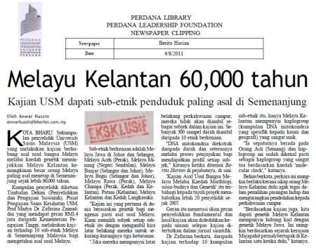 Melayu 60k tahun